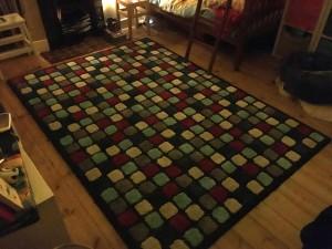 henweb-rug