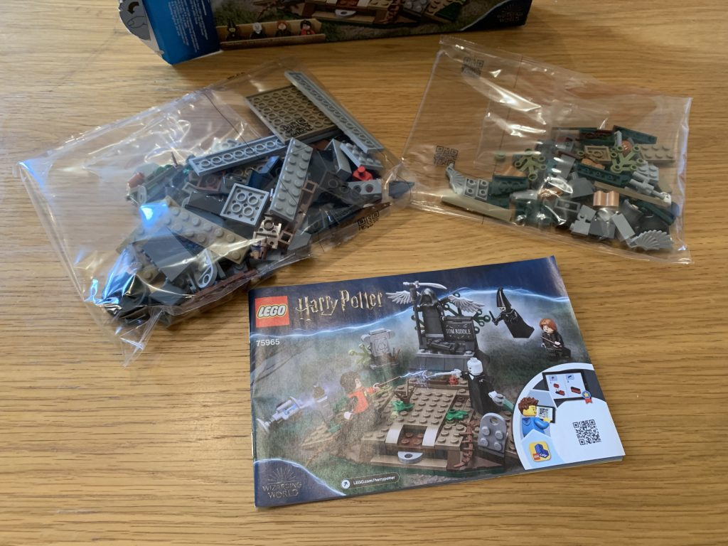 Fatherhood: Review – Lego Harry Potter: The Rise of